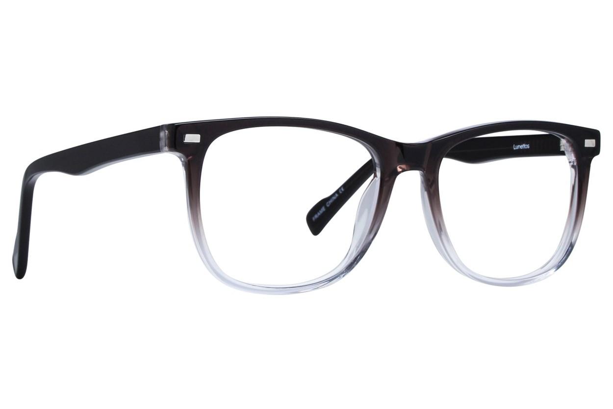 Lunettos Jesse Gray Eyeglasses