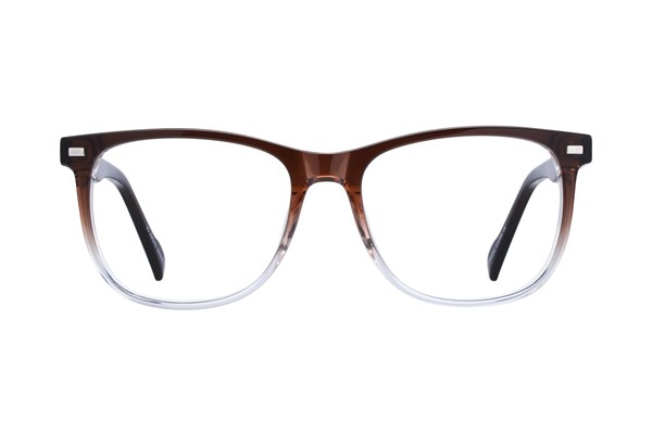 Lunettos Jesse Eyeglasses - Brown