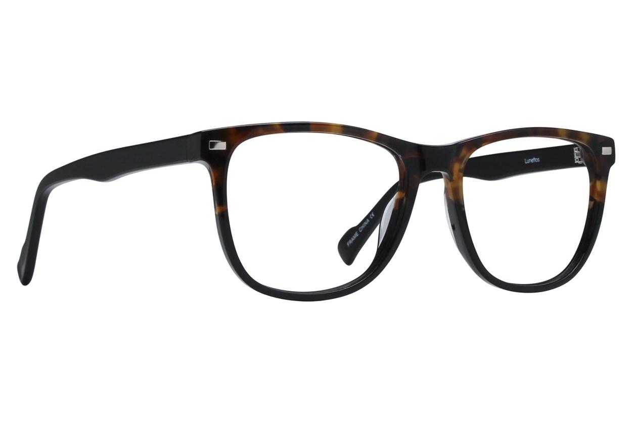Lunettos Jesse Tortoise Eyeglasses