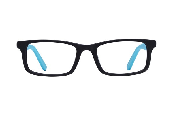 Lunettos Kennedy Black Eyeglasses