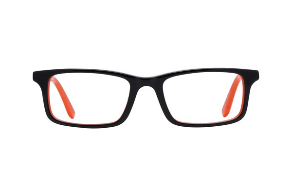 Lunettos Kennedy Eyeglasses - Black