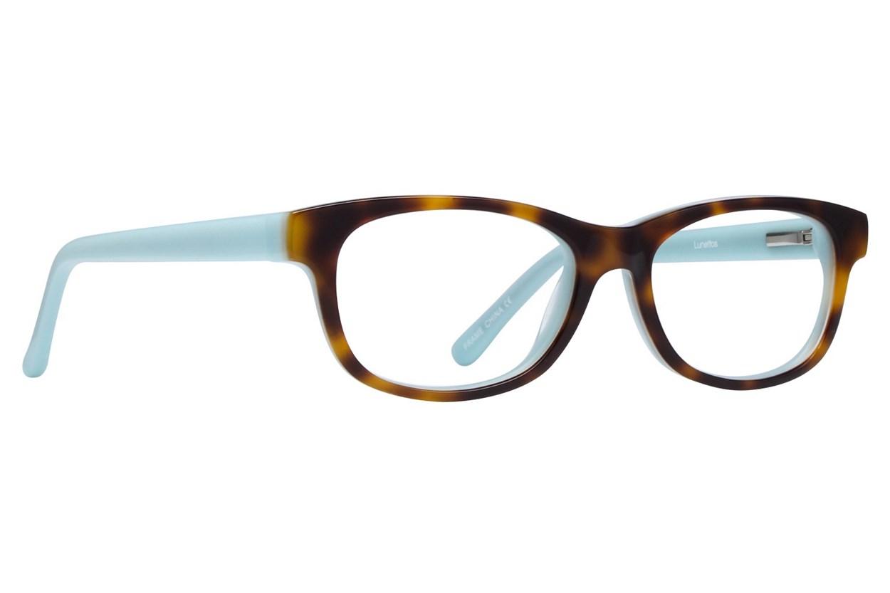 Lunettos Kody Blue Eyeglasses