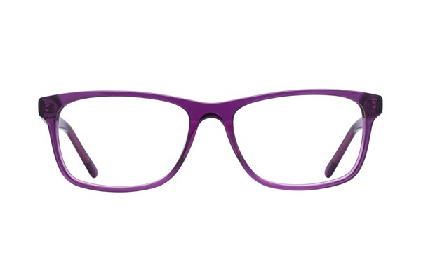 Lunettos Kyle Eyeglasses - Purple