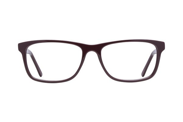 Lunettos Kyle Red Eyeglasses