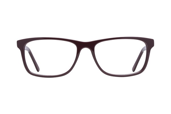 Lunettos Kyle Eyeglasses - Red