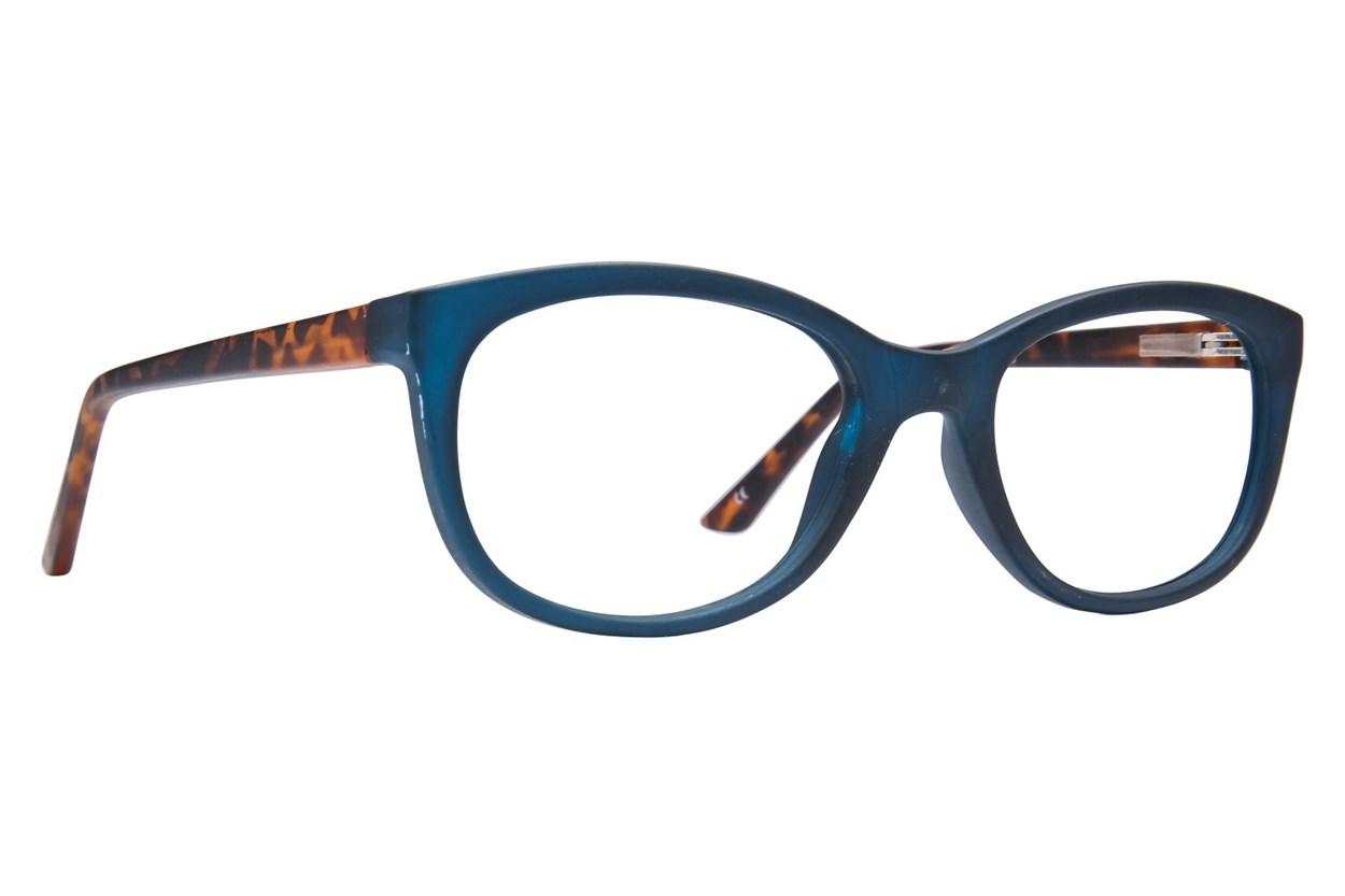 Lunettos Diane Blue Eyeglasses
