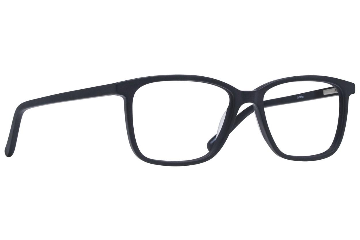 Lunettos Lee Black Eyeglasses