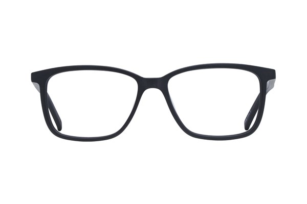 Lunettos Lee Black Eyeglasses