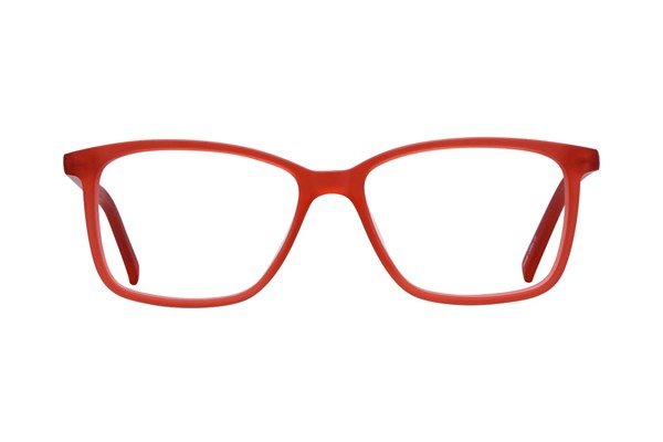 Lunettos Lee Eyeglasses - Red