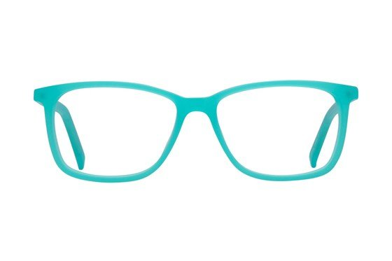 Lunettos Lee Turquoise Eyeglasses
