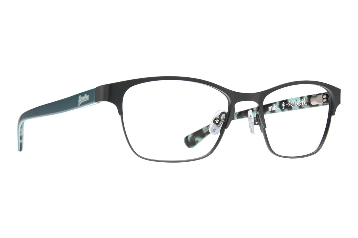 Superdry Mila Eyeglasses - Black