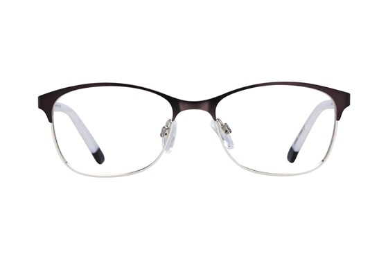 Lunettos Riley Gold Eyeglasses