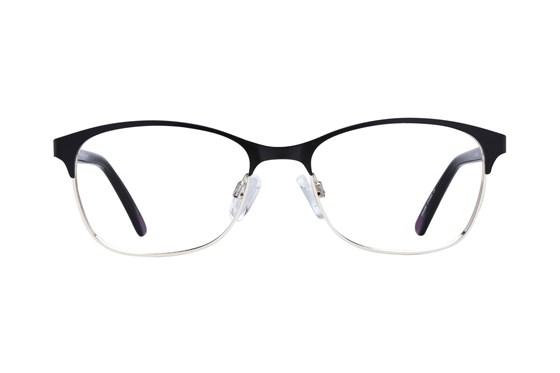 Lunettos Riley Black Eyeglasses