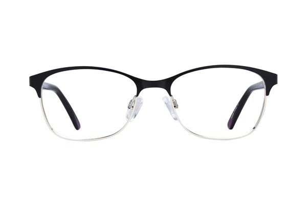 Lunettos Riley Black Eyeglasses