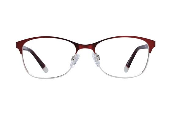 Lunettos Riley Red Eyeglasses