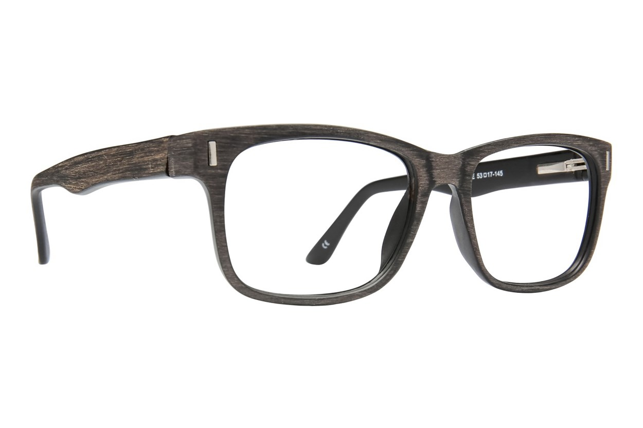 Lunettos Ryan Eyeglasses - Brown