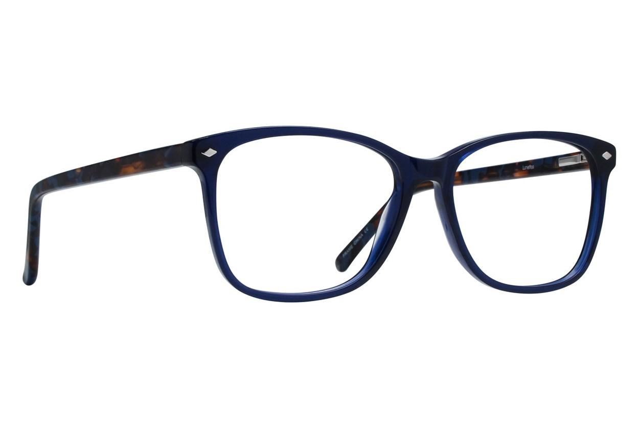 Lunettos Skyler Blue Eyeglasses