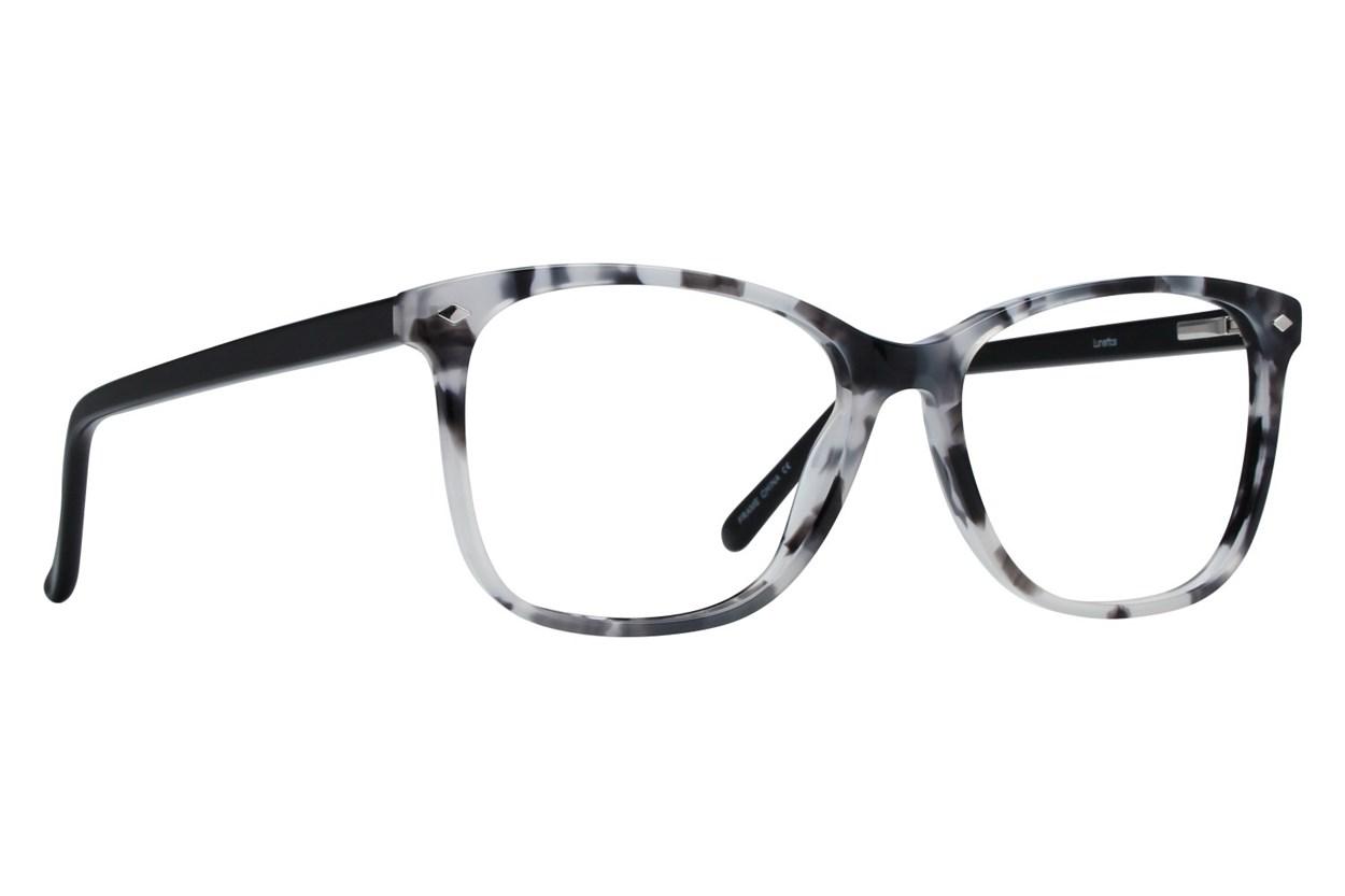 Lunettos Skyler Gray Eyeglasses