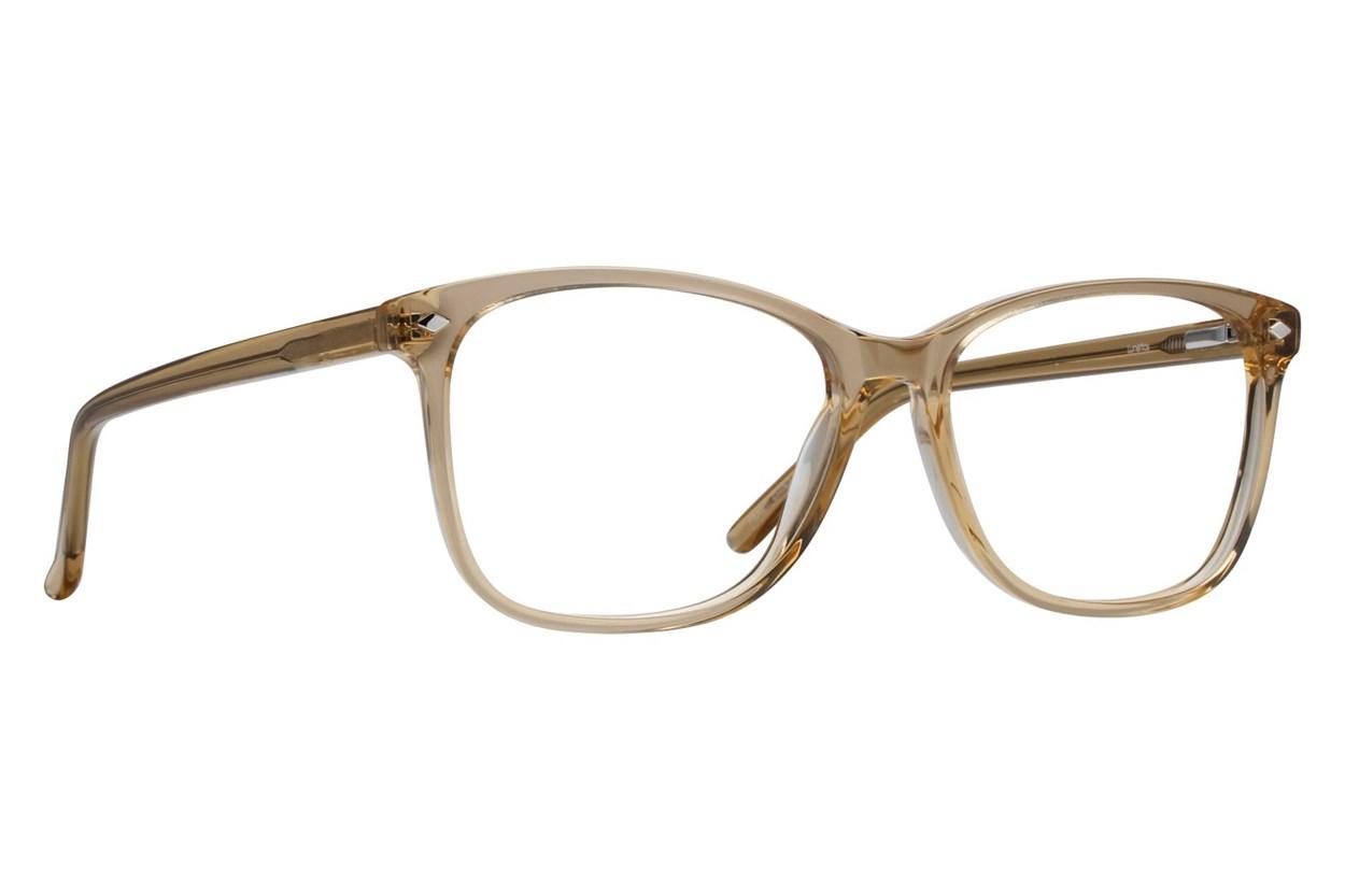Lunettos Skyler Brown Eyeglasses