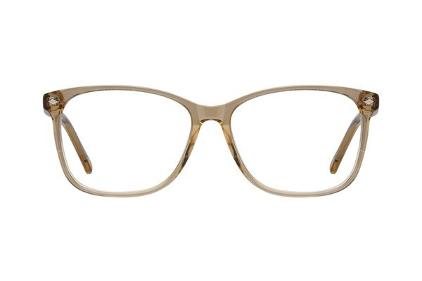 Lunettos Skyler Brown Eyeglasses