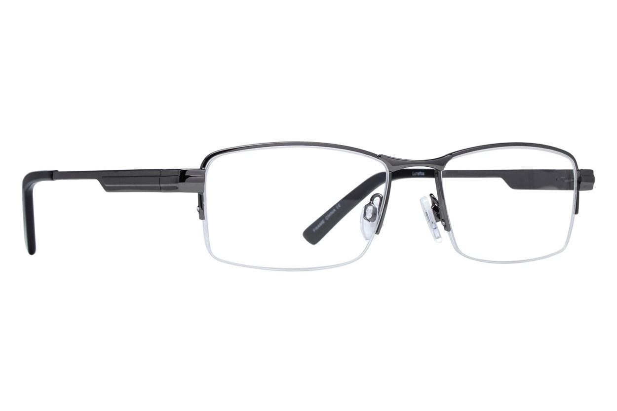 Lunettos Thomas Gray Eyeglasses