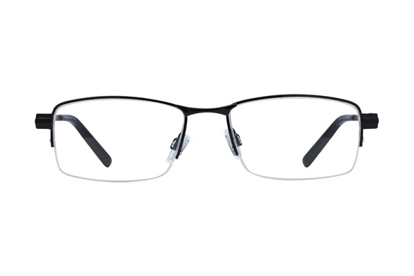 Lunettos Thomas Black Eyeglasses