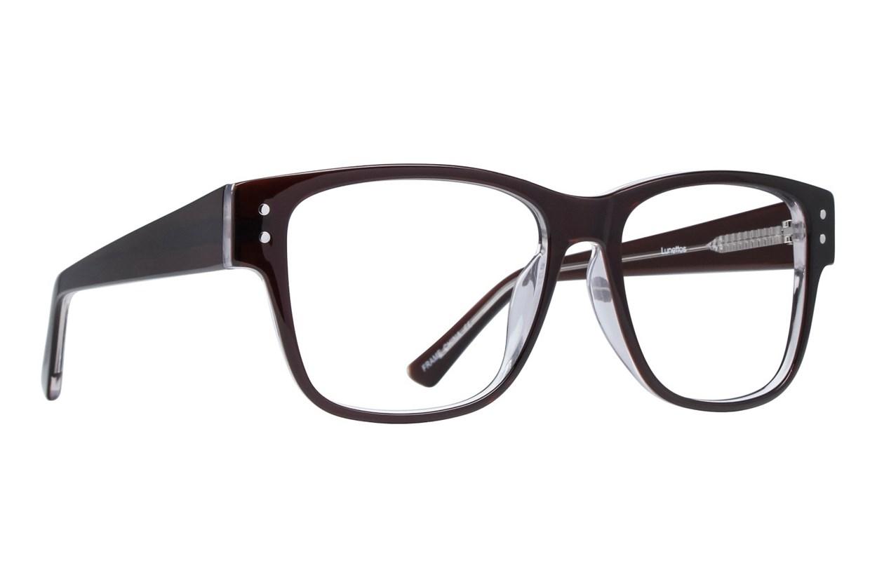 Lunettos Tyler Brown Eyeglasses