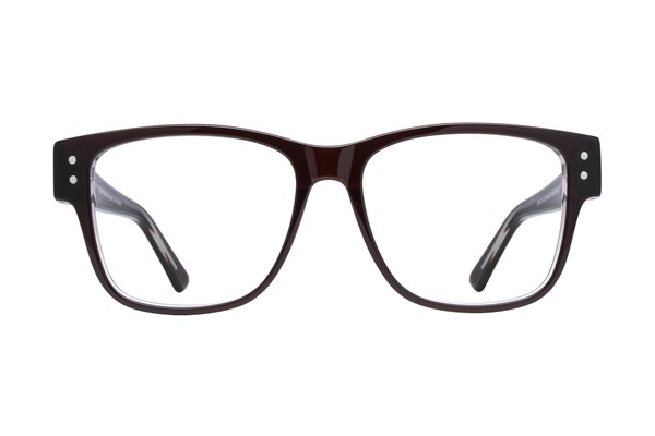 Lunettos Tyler Eyeglasses - Brown