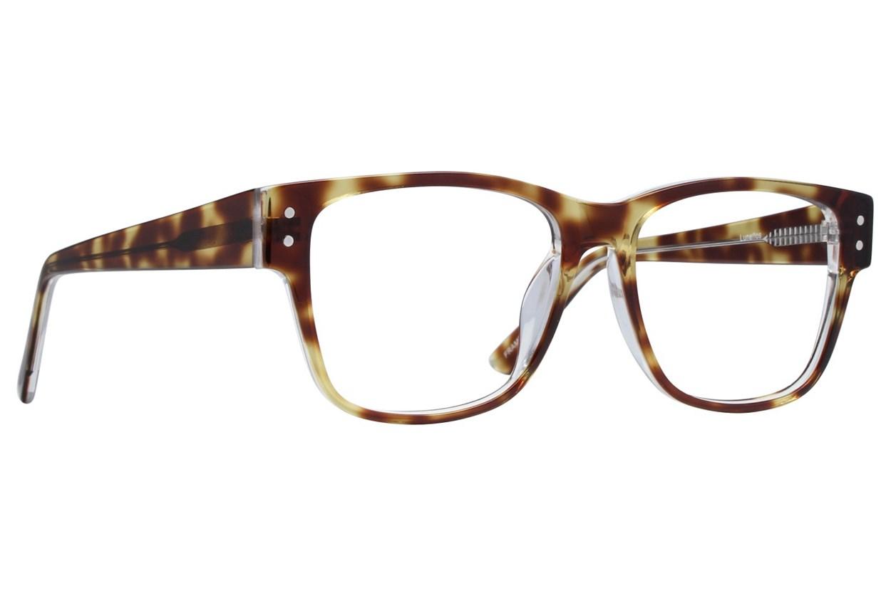 Lunettos Tyler Tortoise Eyeglasses