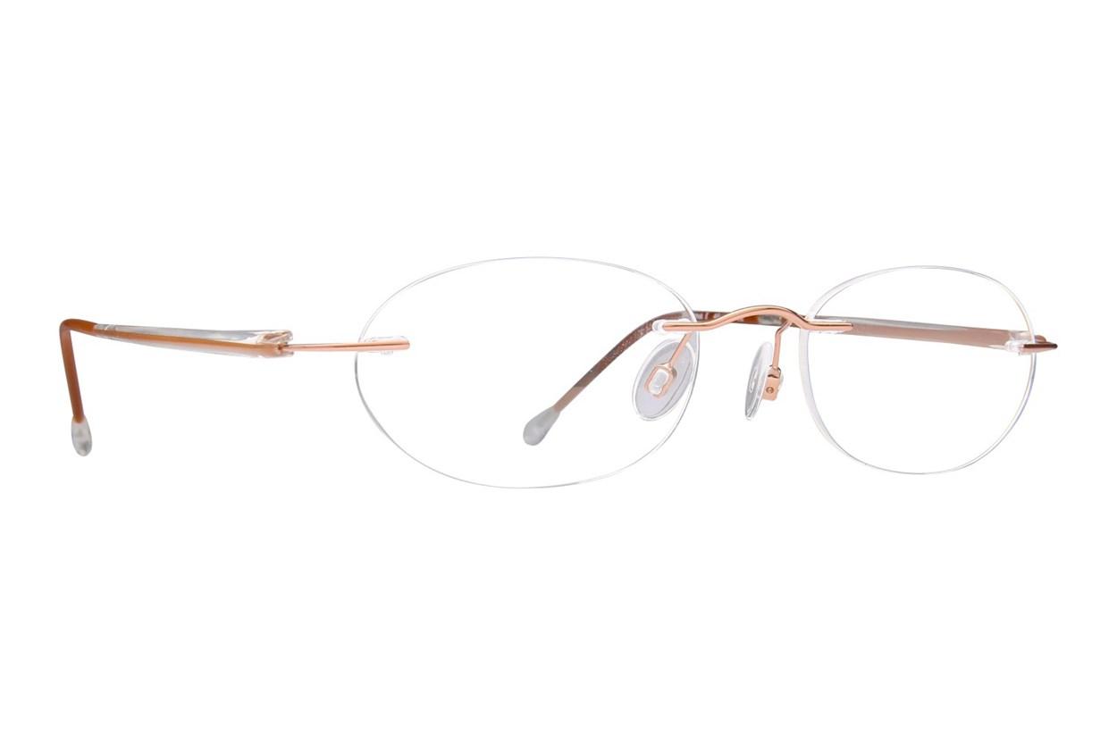 Invincilites Sigma I Tan Eyeglasses