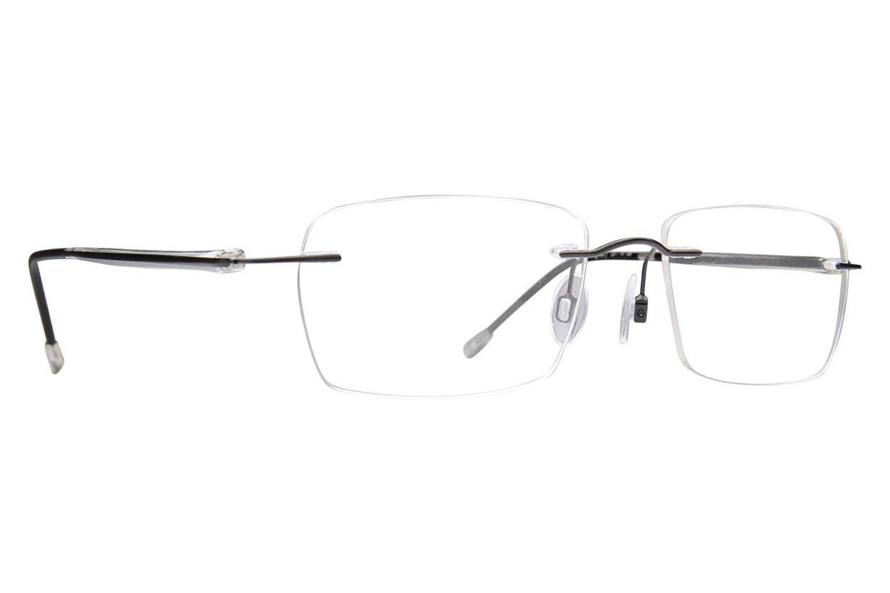 Invincilites Sigma J Black Eyeglasses