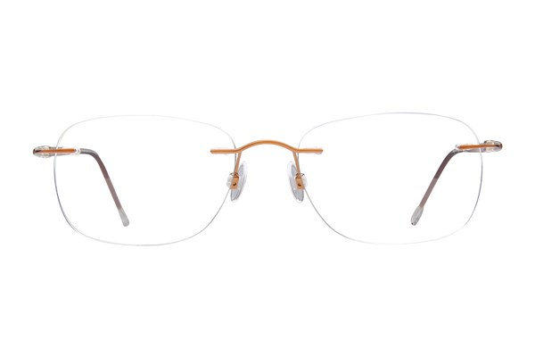 Invincilites Sigma A Eyeglasses - Brown