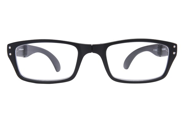 Eyefolds The Banker Black ReadingGlasses