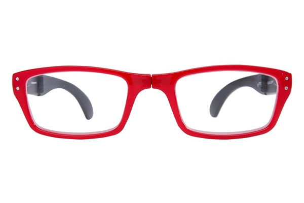 Eyefolds The Banker Red ReadingGlasses