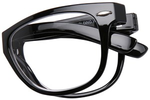 Click to swap image to alternate 1 - Eyefolds The Winner Black ReadingGlasses