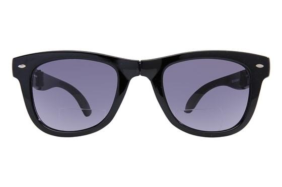Eyefolds The Beachcomber Reading Sunglasses Black