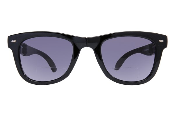 Eyefolds The Beachcomber Reading Sunglasses ReadingGlasses - Black