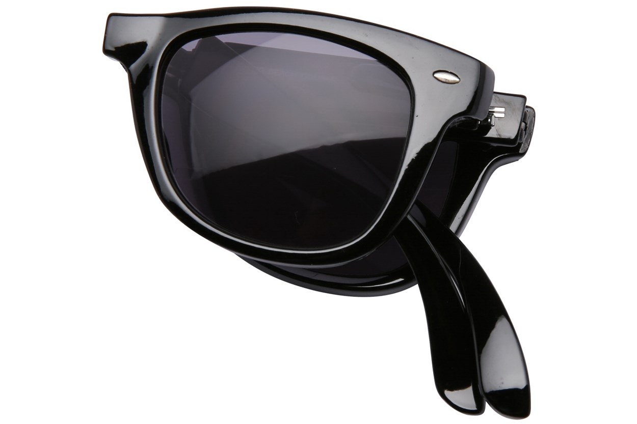 Alternate Image 1 - Eyefolds The Beachcomber Reading Sunglasses Black
