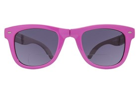Eyefolds The Beachcomber Sun Reader Pink