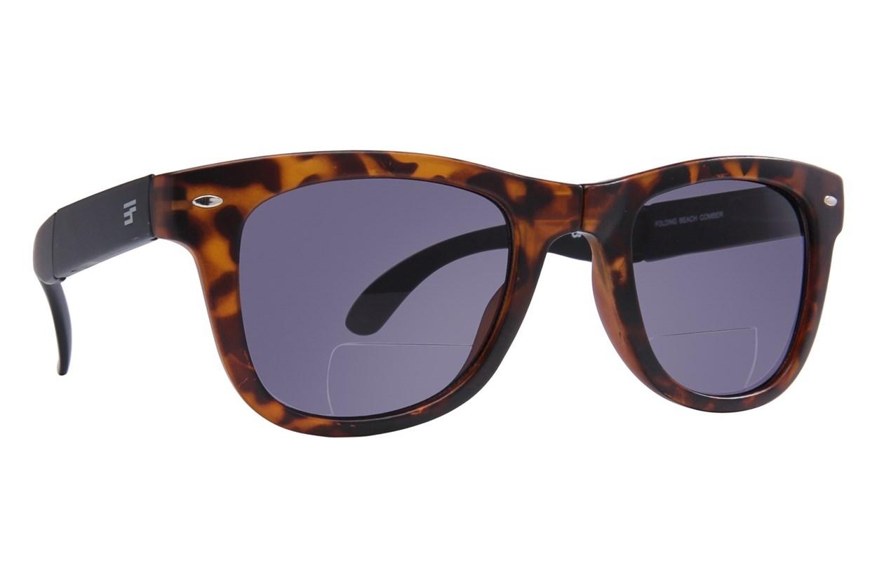 Eyefolds The Beachcomber Reading Sunglasses Tortoise ReadingGlasses