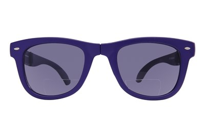 Eyefolds The Beachcomber Reading Sunglasses Blue