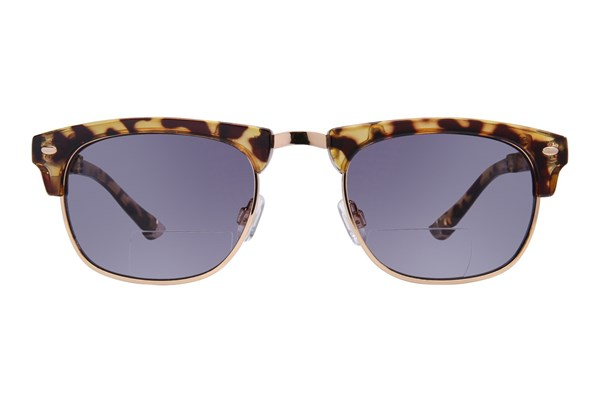 Eyefolds The Country Club Sun Reader ReadingGlasses - Tortoise