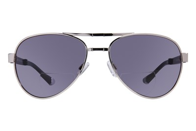 Eyefolds The Pilot Reading Sunglasses Black