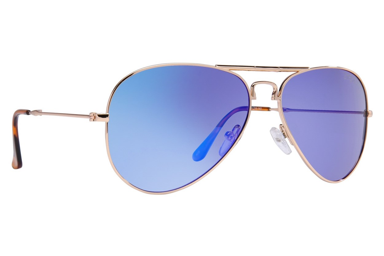 Eyefolds The Ace Sunglasses - Gold