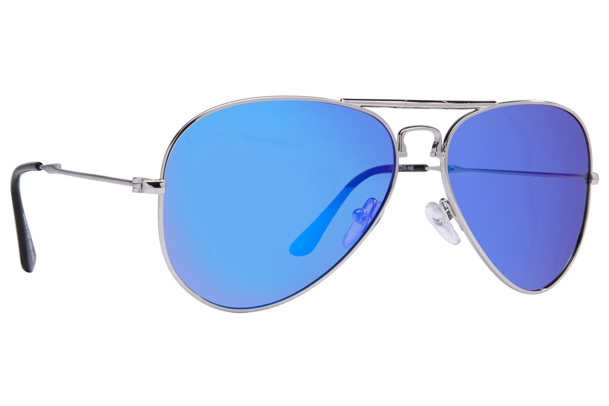 Eyefolds The Ace Sunglasses - Silver