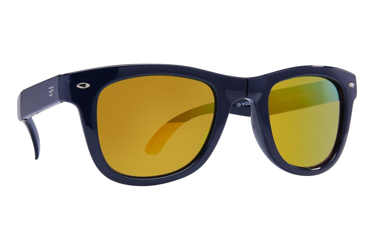 Eyefolds The Beachcomber Blue Sunglasses