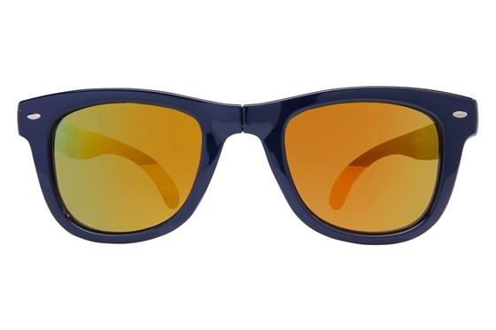 Eyefolds The Beachcomber Blue Sunglasses