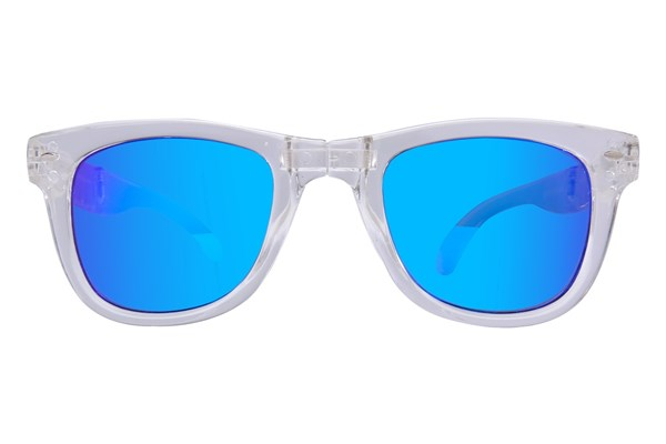 Eyefolds The Beachcomber Sunglasses - Clear