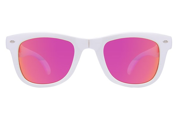Eyefolds The Beachcomber Sunglasses - White