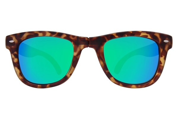 Eyefolds The Beachcomber Tortoise Sunglasses